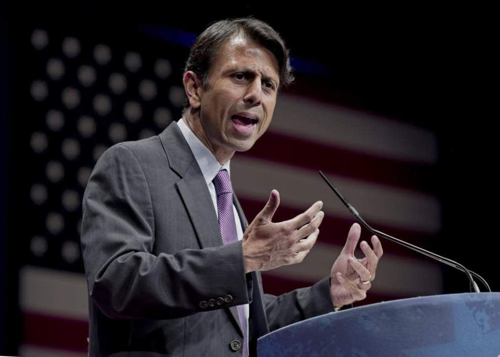 Bobby Jindal touts national energy policy plan in Washington D.C. _lowres