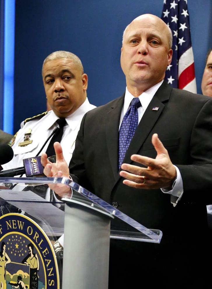 Mayor Landrieu proposes raises for cops; millions for firefighter pensions and city jail also in 2015 budget _lowres