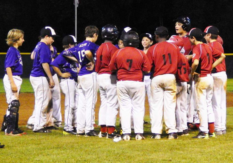 East Feliciana All-Stars compete in state finals _lowres
