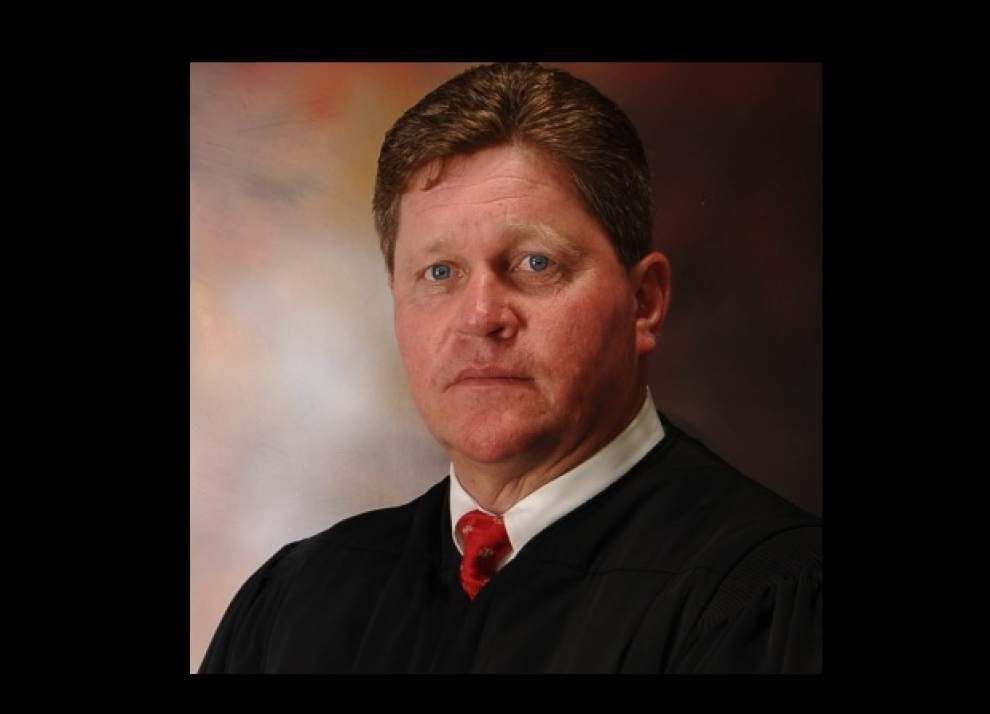 Suspensions recommended for two 18th JDC judges; Louisiana Supreme Court to hear cases in May _lowres
