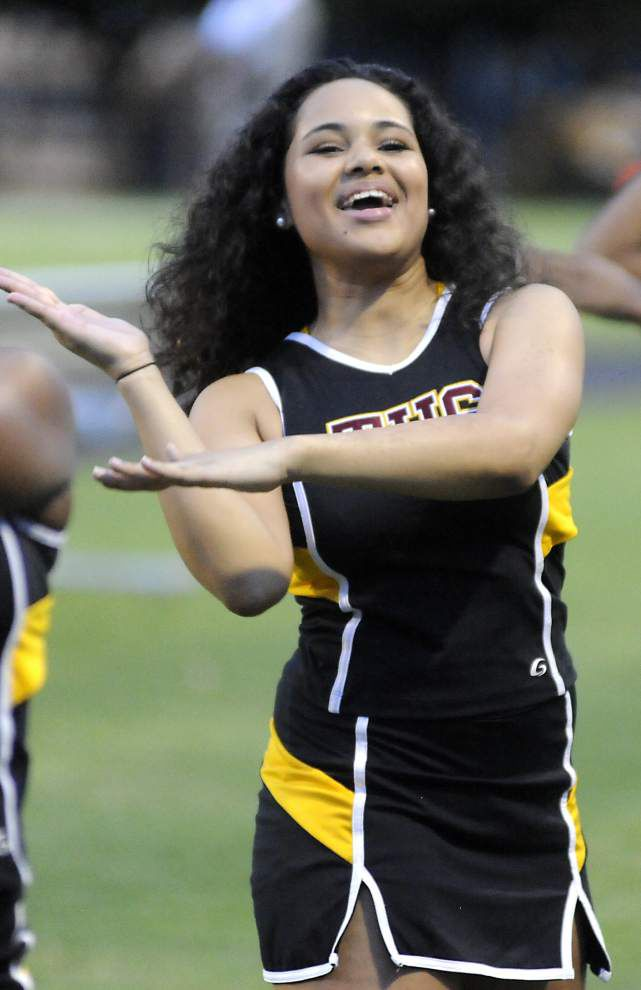 Carencro High School Cheerleaders