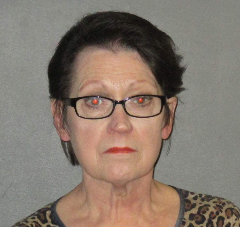 Baton Rouge woman, 71, accused of abusing wheelchair-bound man _lowres