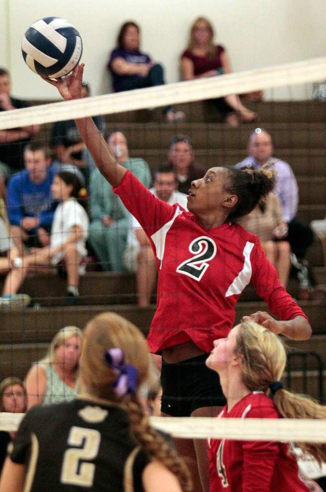 Pope John Paul II one of three New Orleans-area volleyball teams to receive top seeding for playoffs _lowres