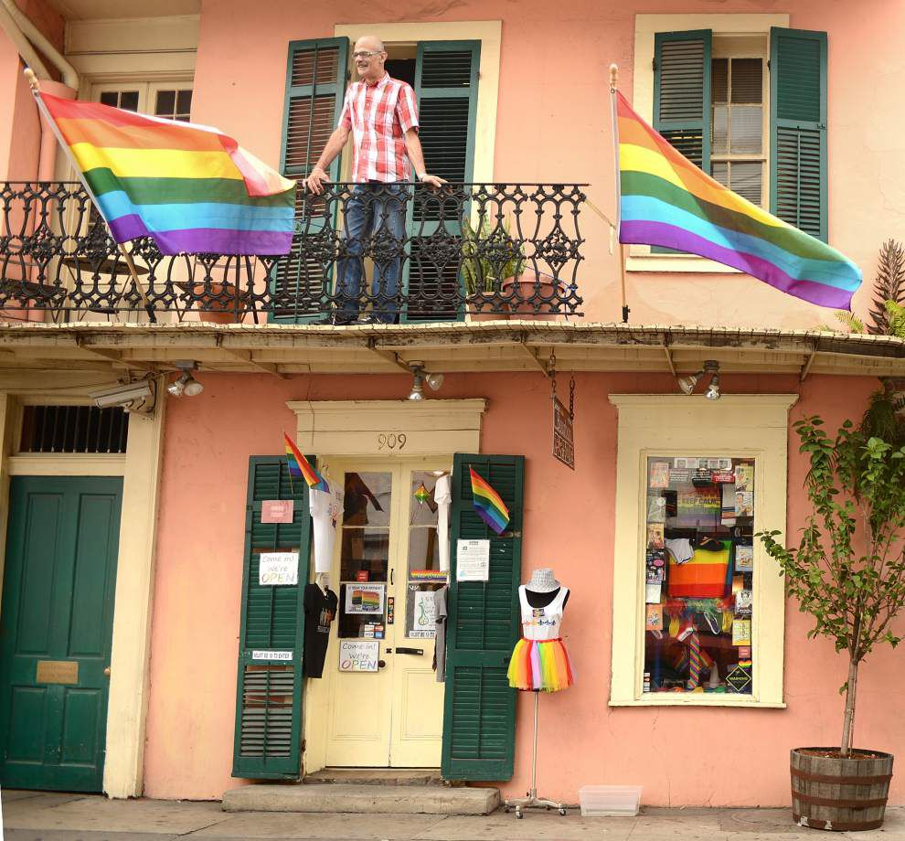 Extra security planned for New Orleans Pride Festival this weekend after Orlando shootings _lowres