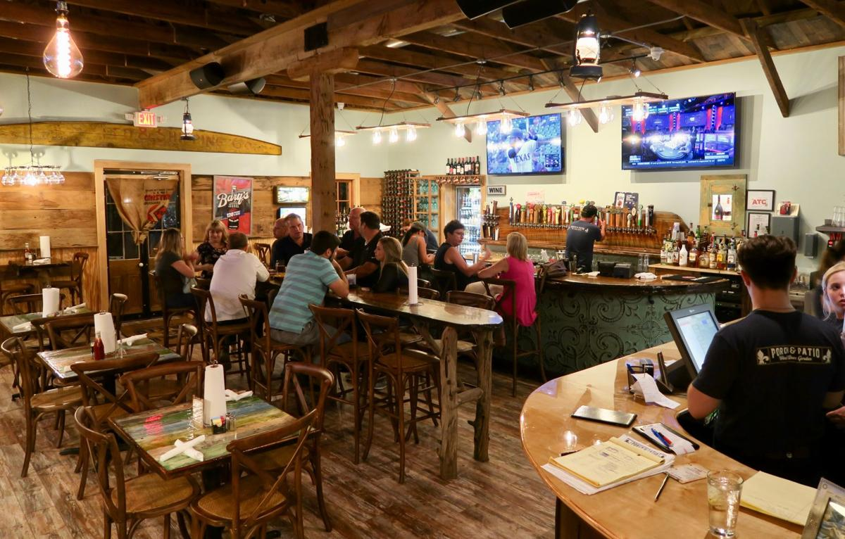 At Porch & Patio, the beer garden trend takes root in Kenner | Food ...