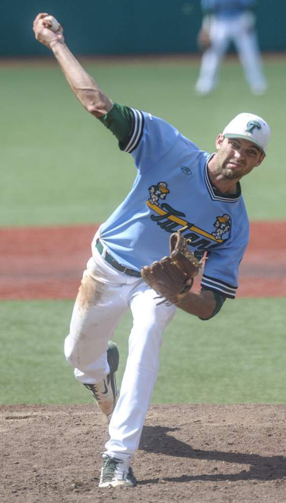 Randy LeBlanc sparkles as Tulane gets past FIU _lowres