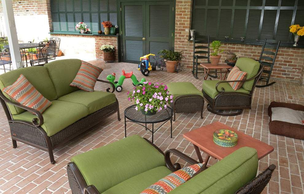 Check out Baton Rouge home redesigned for couple whose family went from 5 to 16 in 6 years _lowres