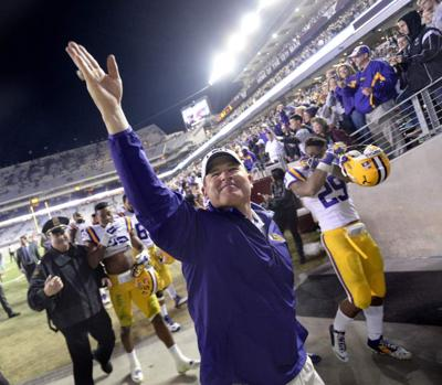 LSU football's home opener vs. Auburn set for daytime kickoff; Tigers vs. A&M announcement Friday _lowres