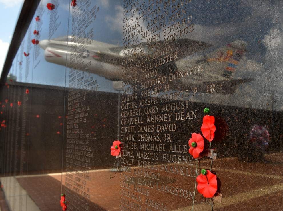 Memorial Day: 'A day of reflection and remembrance' of soldiers who did not make it home _lowres
