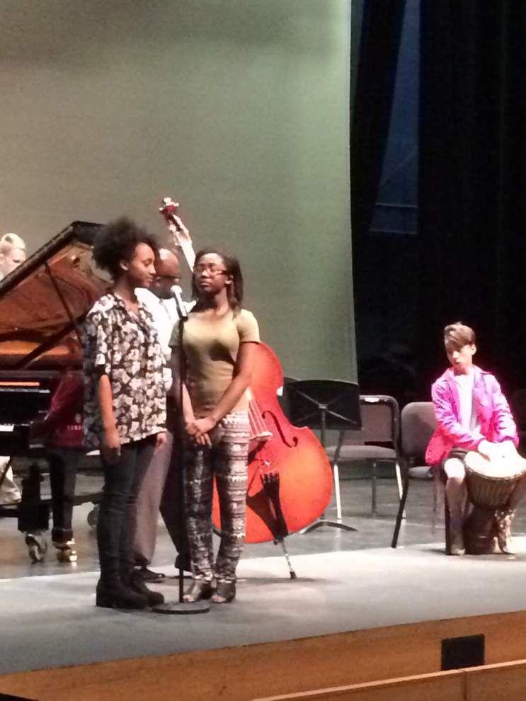Concert to benefit EBR schools' programs _lowres