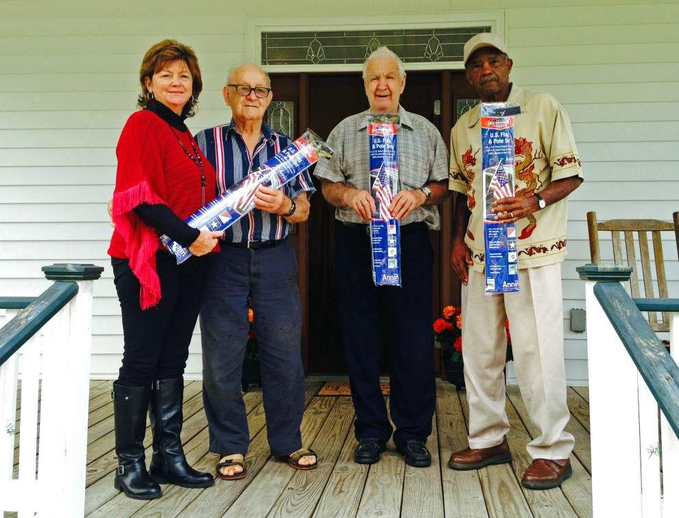 Council on Aging honors veterans _lowres