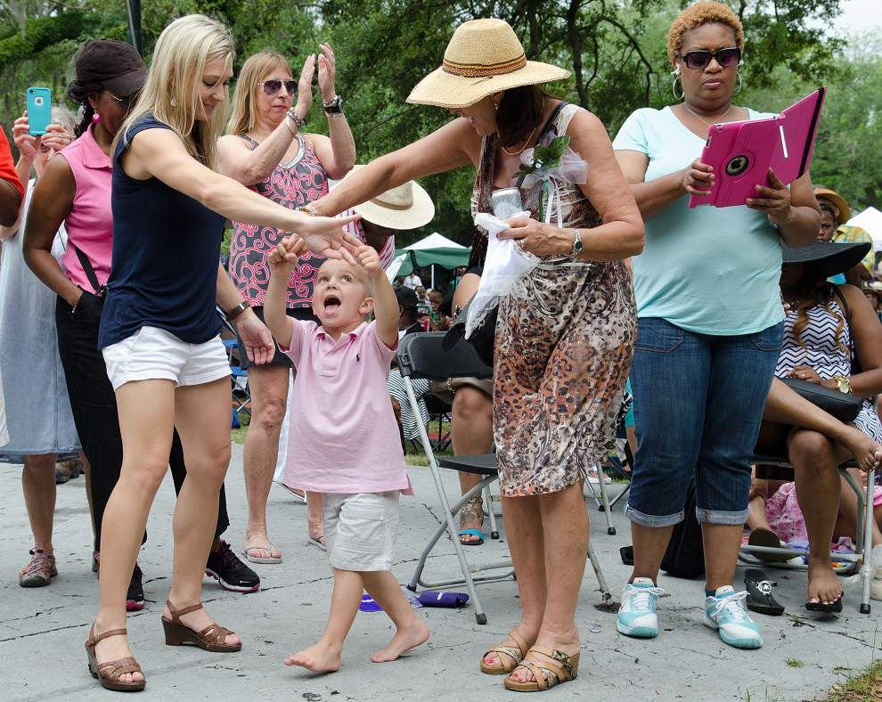 Photos: Mother's Day at the Audubon Zoo _lowres