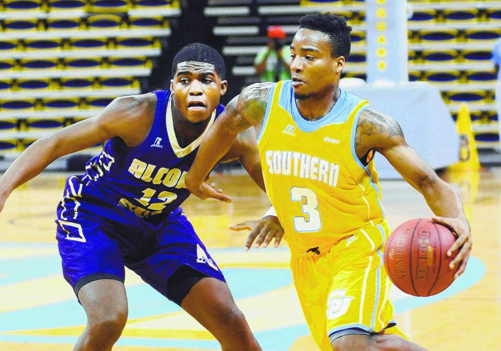 Tempo could decide the winner of Southern-Holy Cross First Four game _lowres