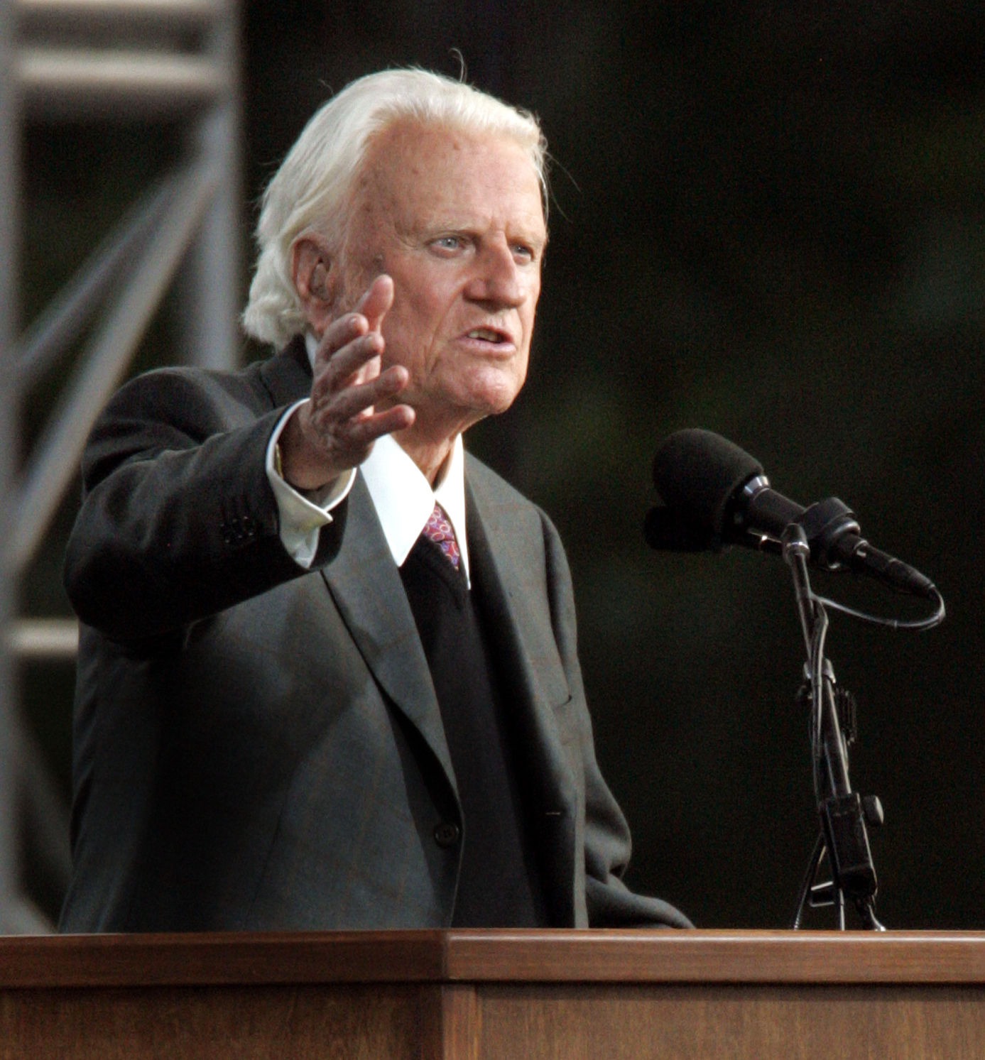 forced to resign resignation letter%0A Evangelist Billy Graham  who reached millions through preaching  activism   dies at      Nation World   theadvocate com