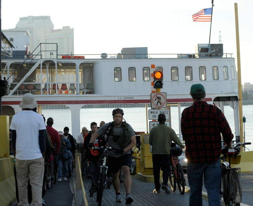 Federal grant to finance a new ferry terminal at the foot of Canal Street _lowres