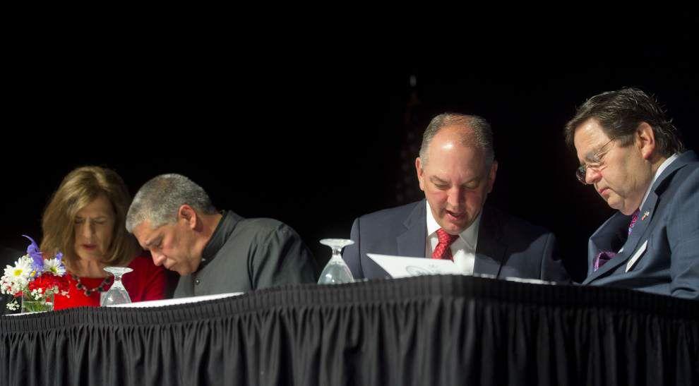 Photos: 52nd Annual Louisiana Governor's Prayer Breakfast _lowres