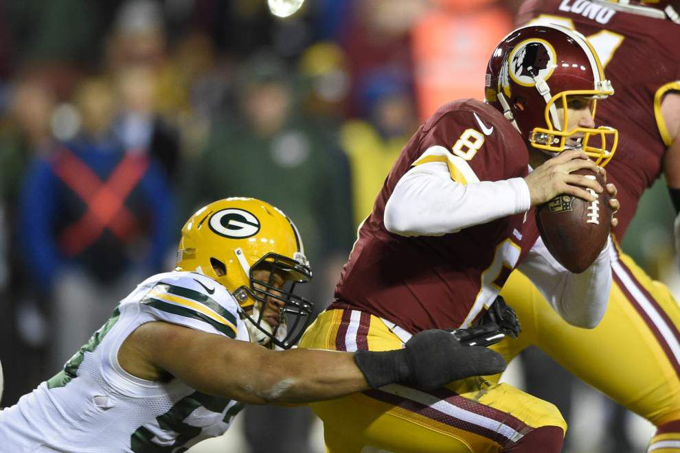 Washington Redskins laments missed opportunities in loss to Packers _lowres