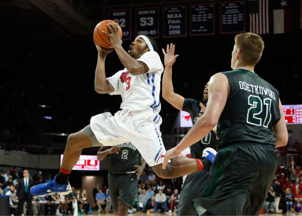 Lack of defense cripples Tulane men's basketball team in danger of last-place finish _lowres