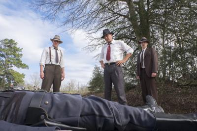 Film Review - The Highwaymen