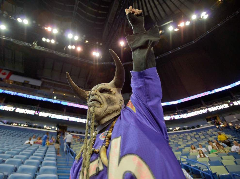 Walker: Fans hope VooDoo can conjure up future in New Orleans but realized party probably over _lowres