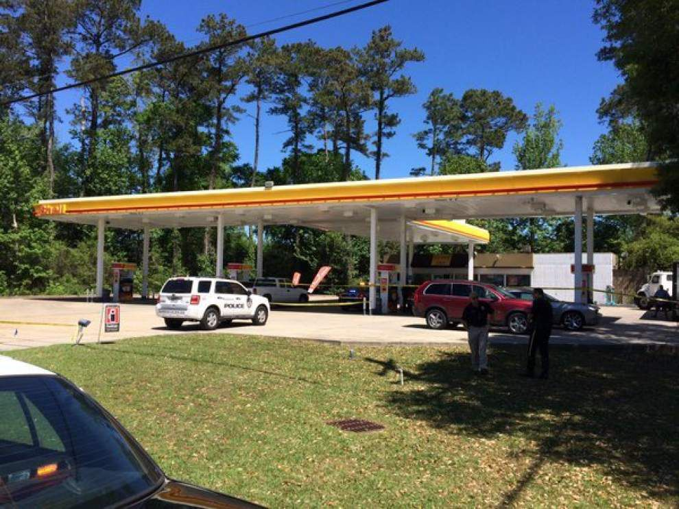 Man at Mandeville gas station went on rampage, attacked clerk, customer before fatal shooting _lowres