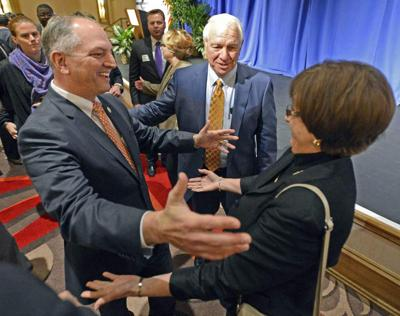 Gov. -elect John Bel Edwards tells CABL group: 'We have to bring people together' _lowres