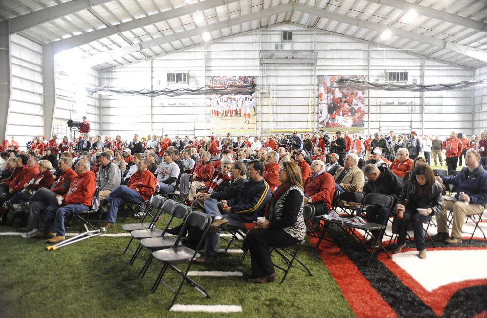 UL-Lafayette signing class builds foundation for future _lowres