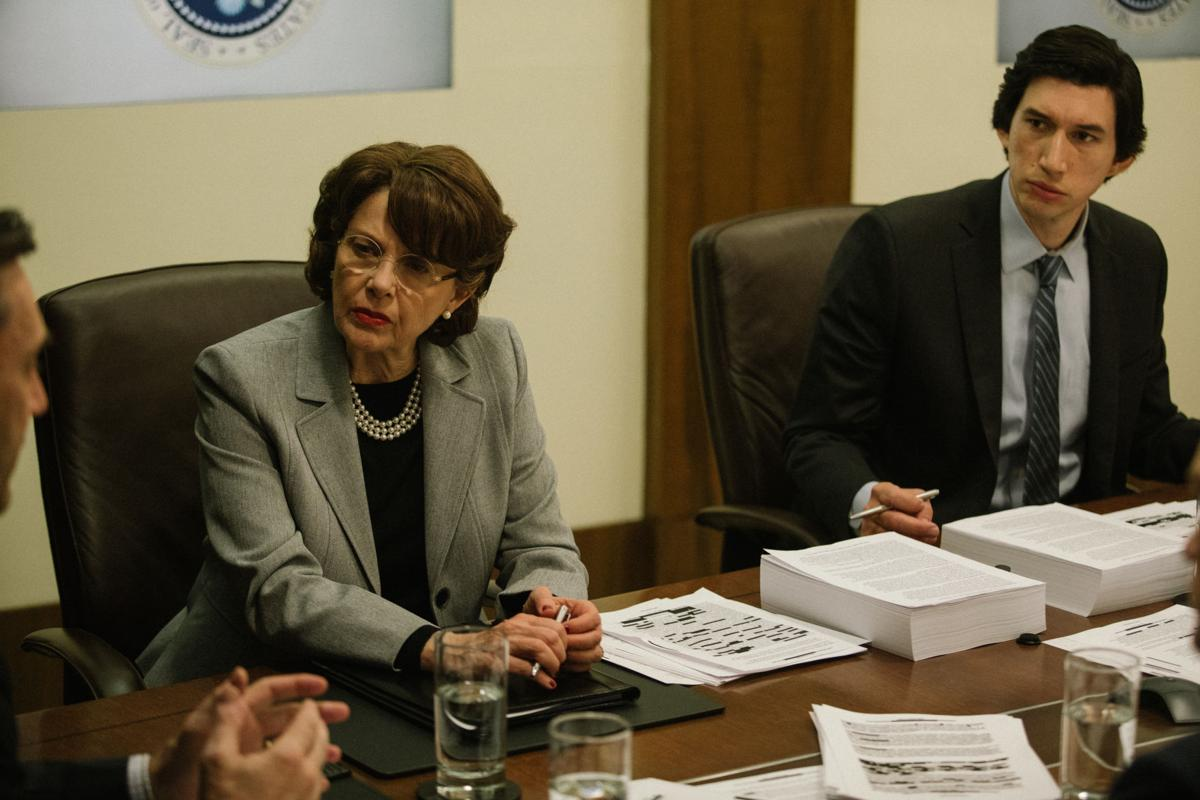 'The Report' still for Red