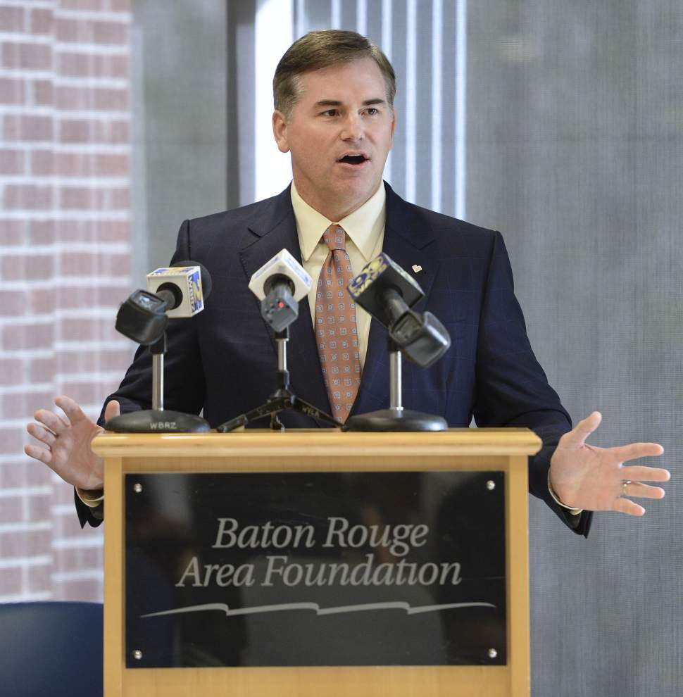 Baton rouge business report health district