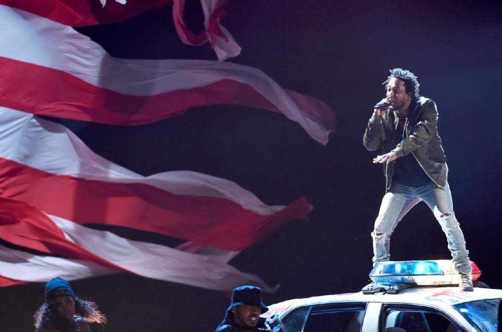 Kendrick Lamar to perform in New Orleans next Wednesday, Oct. 28 _lowres