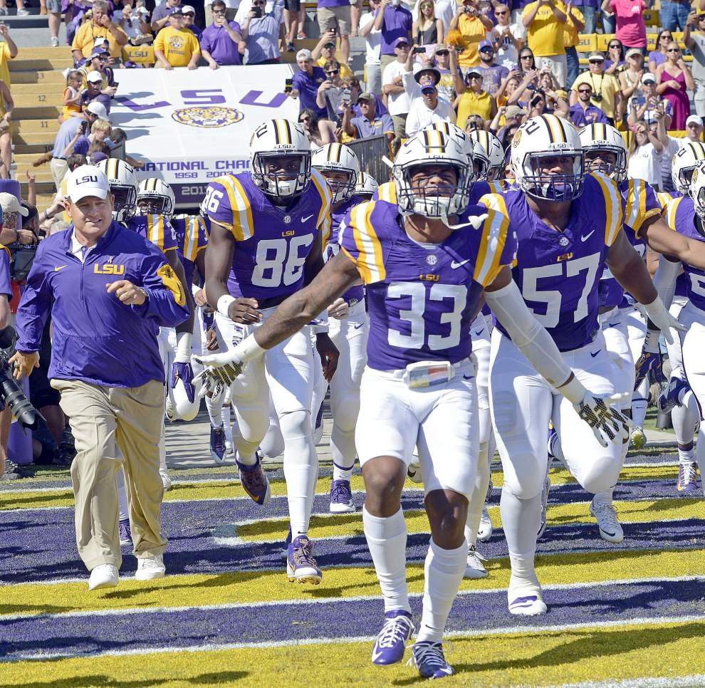 LSU chat replay: Tiger fans pulling for Alabama or Texas A&M on Saturday? What's wrong with special teams? _lowres