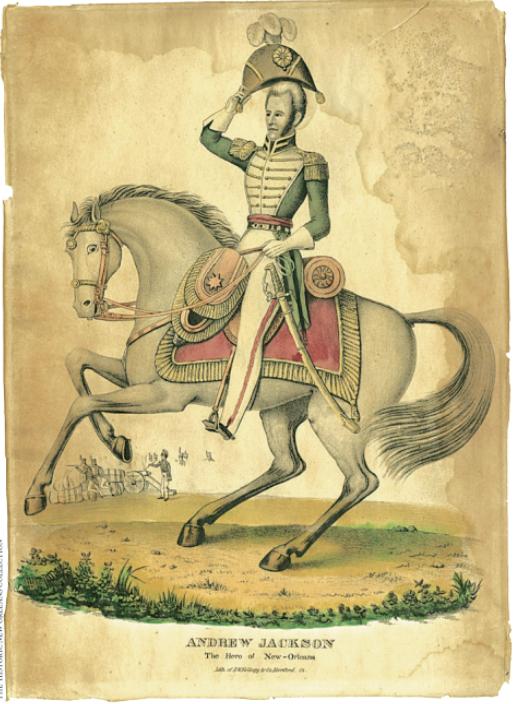 Andrew Jackson 300 Hero of New Orleans
