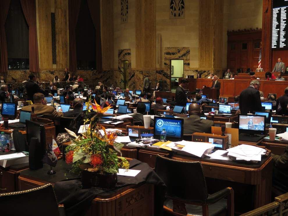 Louisiana House raises taxes on beer, wine and liquor; Senate OKs eliminating corporate deduction _lowres
