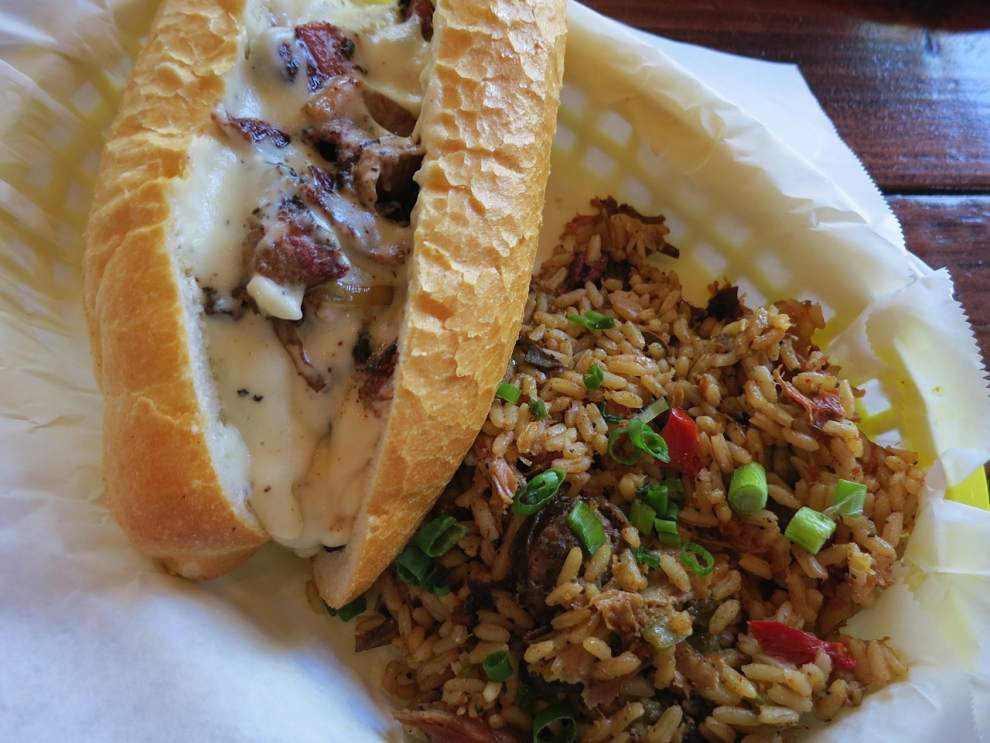 Digging In: Cheesesteaks showcase McClure's smoked brisket _lowres