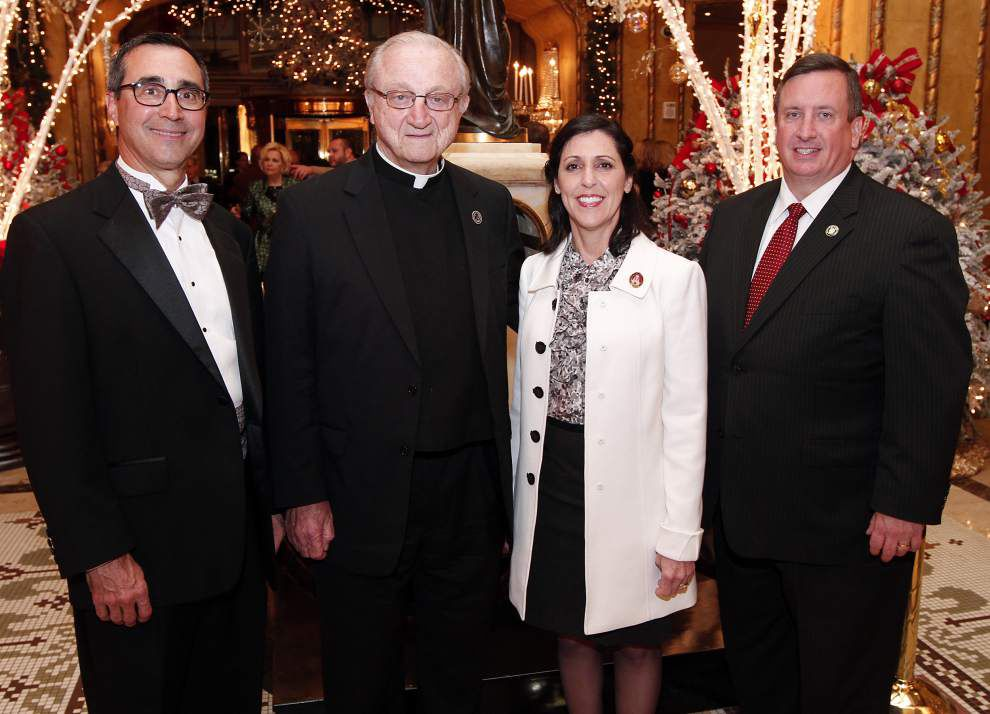 Nell Nolan: Loyola 1912 Society; Patio Planters; St. Pius gala and Shir Chadash patron party _lowres