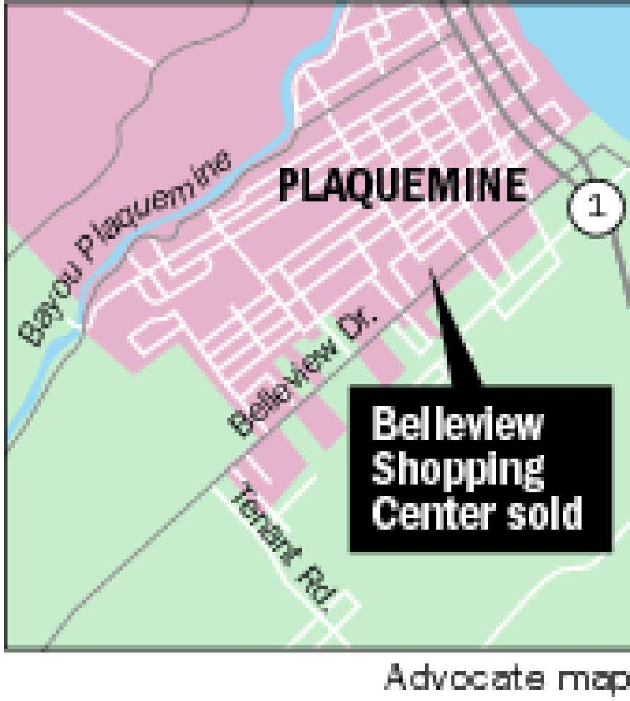 Plaquemine shopping center purchased _lowres