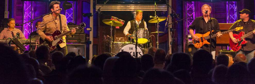 Beatlemaniacs take the stage at annual tribute _lowres