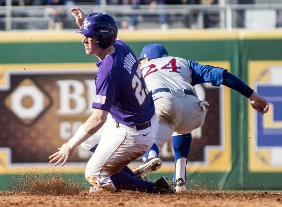 LSU baseball pregame: LSU vs. Kansas _lowres