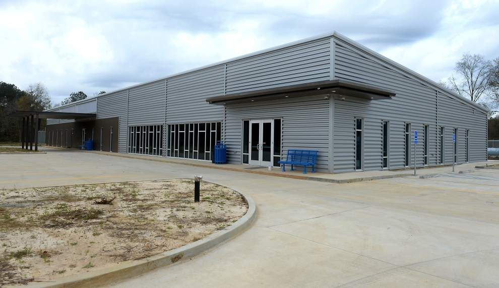 Building for work release inmates in Livingston Parish set to open soon _lowres