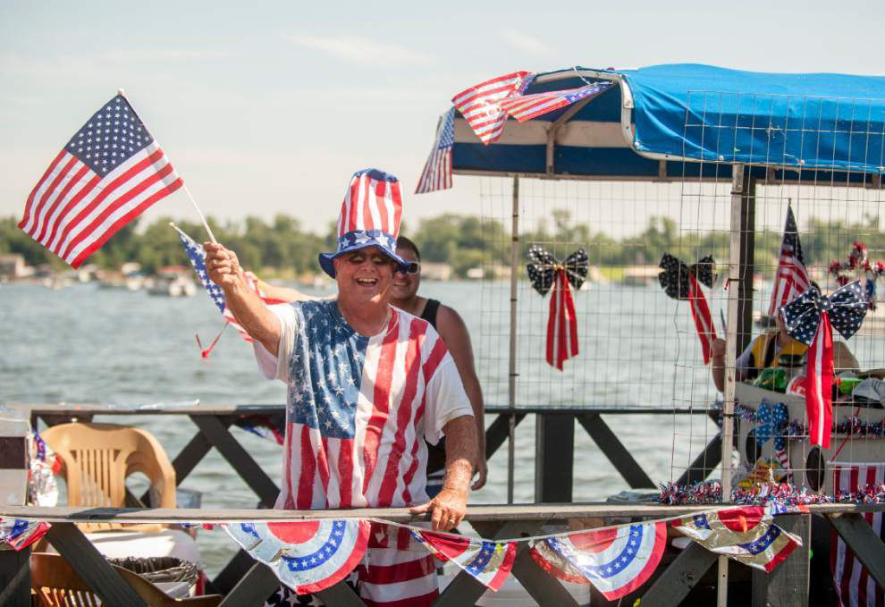From floats to boats, there's something for everyone this Fourth of July _lowres