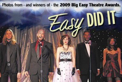 Big Easy theatre award winners honored_lowres