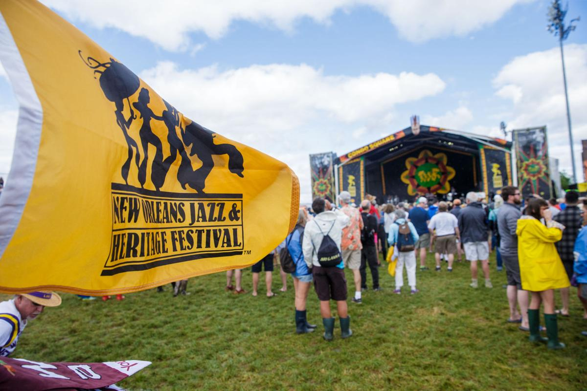 No Jazz Fest >> Jazz Fest 2018 Tickets Getting There What To Bring What S New