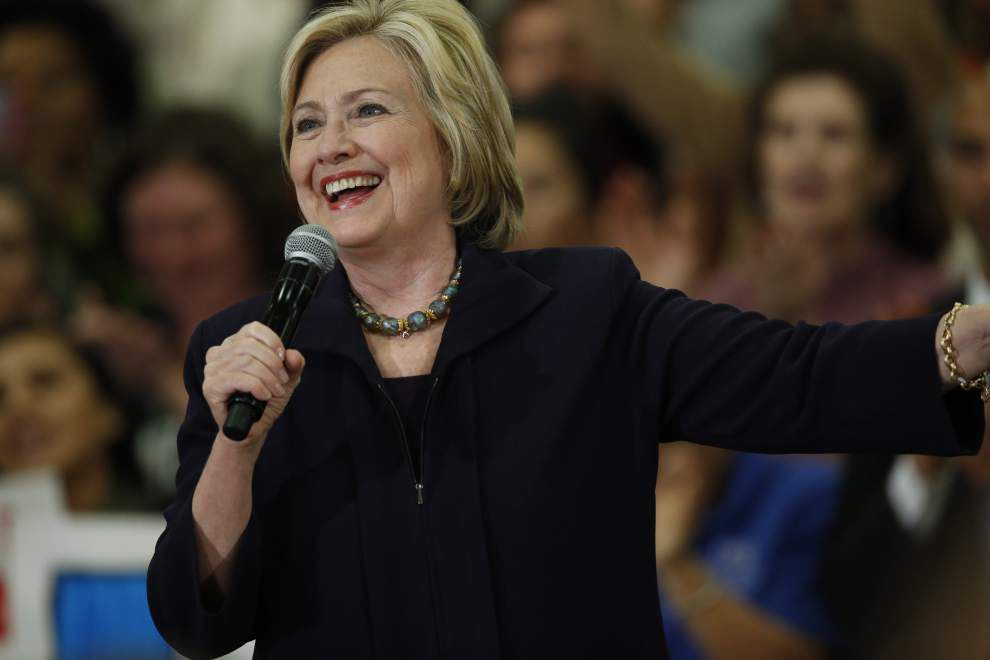 Letters: Media sees no wrong in Clinton _lowres