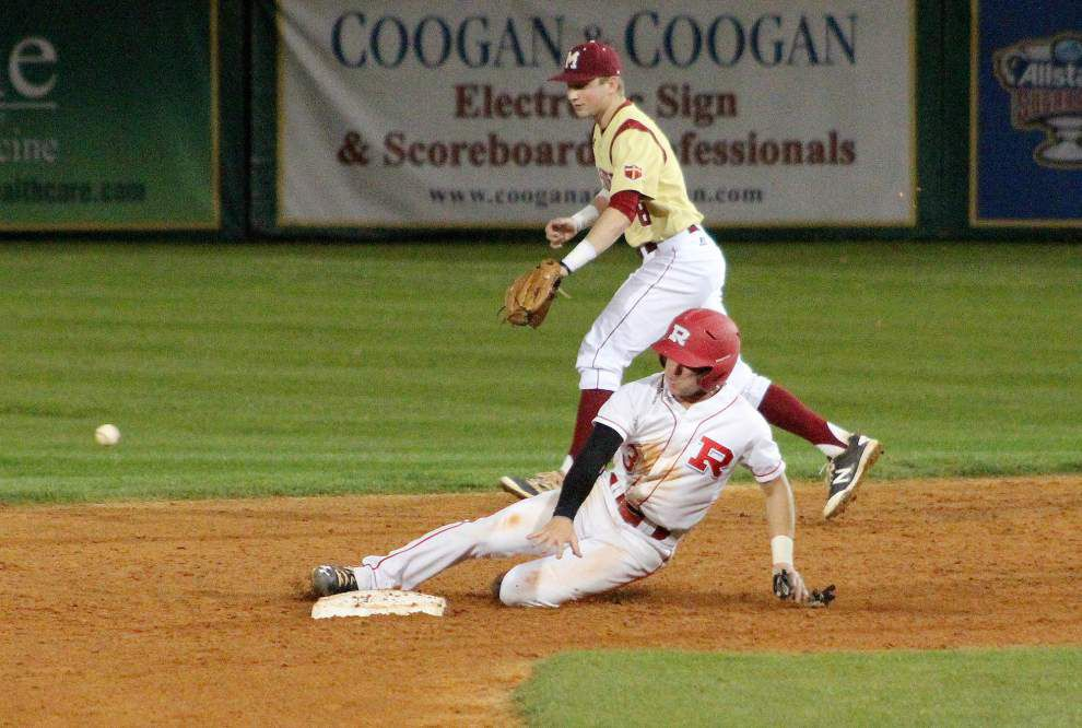 Raiders beat Brother Martin 3-1; Rummel pitcher Connor Cosse throws three-hitter _lowres