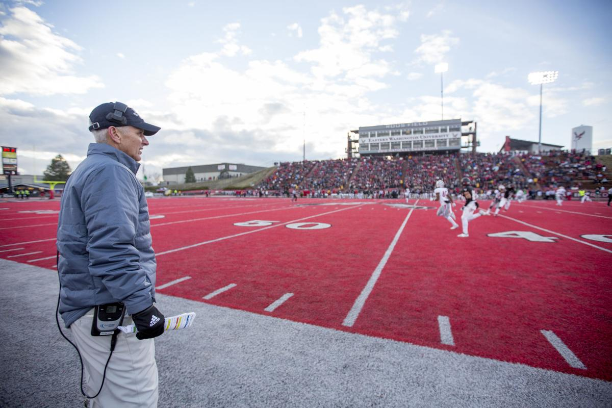 Nicholls State University Football vs Eastern Washington University 2018