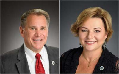 Rep. Alan Seabaugh and Rep. Malinda White
