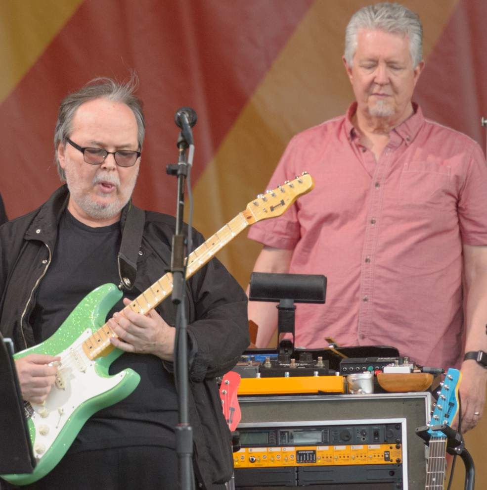 Steely Dan was smooth, curmudgeonly at the 2016 New Orleans Jazz Fest _lowres
