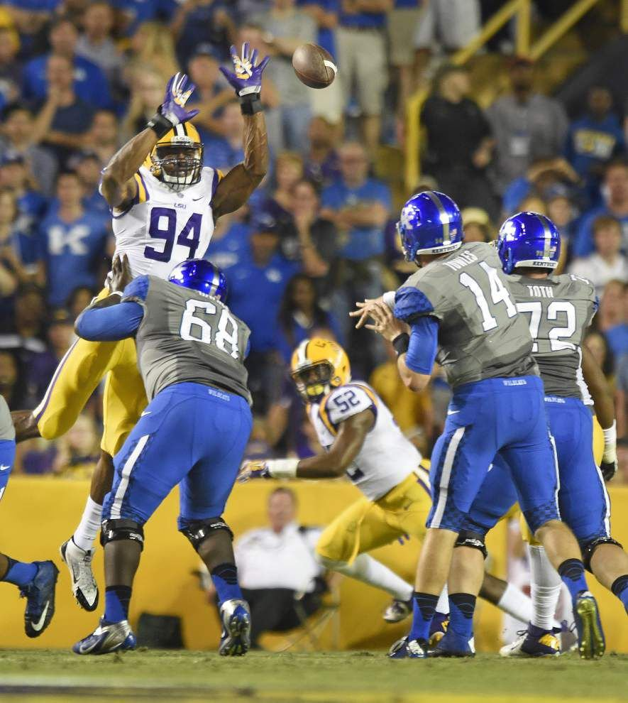 Photos: LSU vs Kentucky _lowres