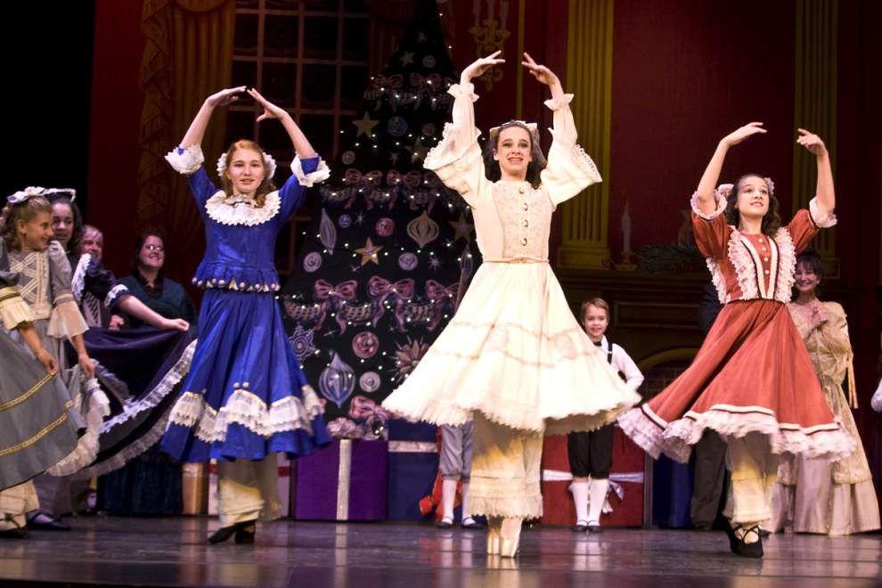 Ballet plans 'Nutcracker' open auditions _lowres