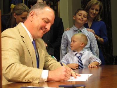 Stephanie Grace: TOPS shortfall may be Gov. Edwards' strongest bargaining chip as budget showdown looms _lowres